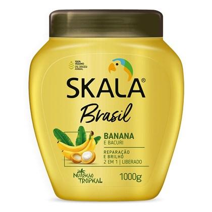 Creme de tratamento Banana e Bacuri