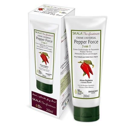 Creme de tratamento Pepper Force