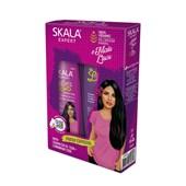 Kit shampoo e condicionador #MaisLisos
